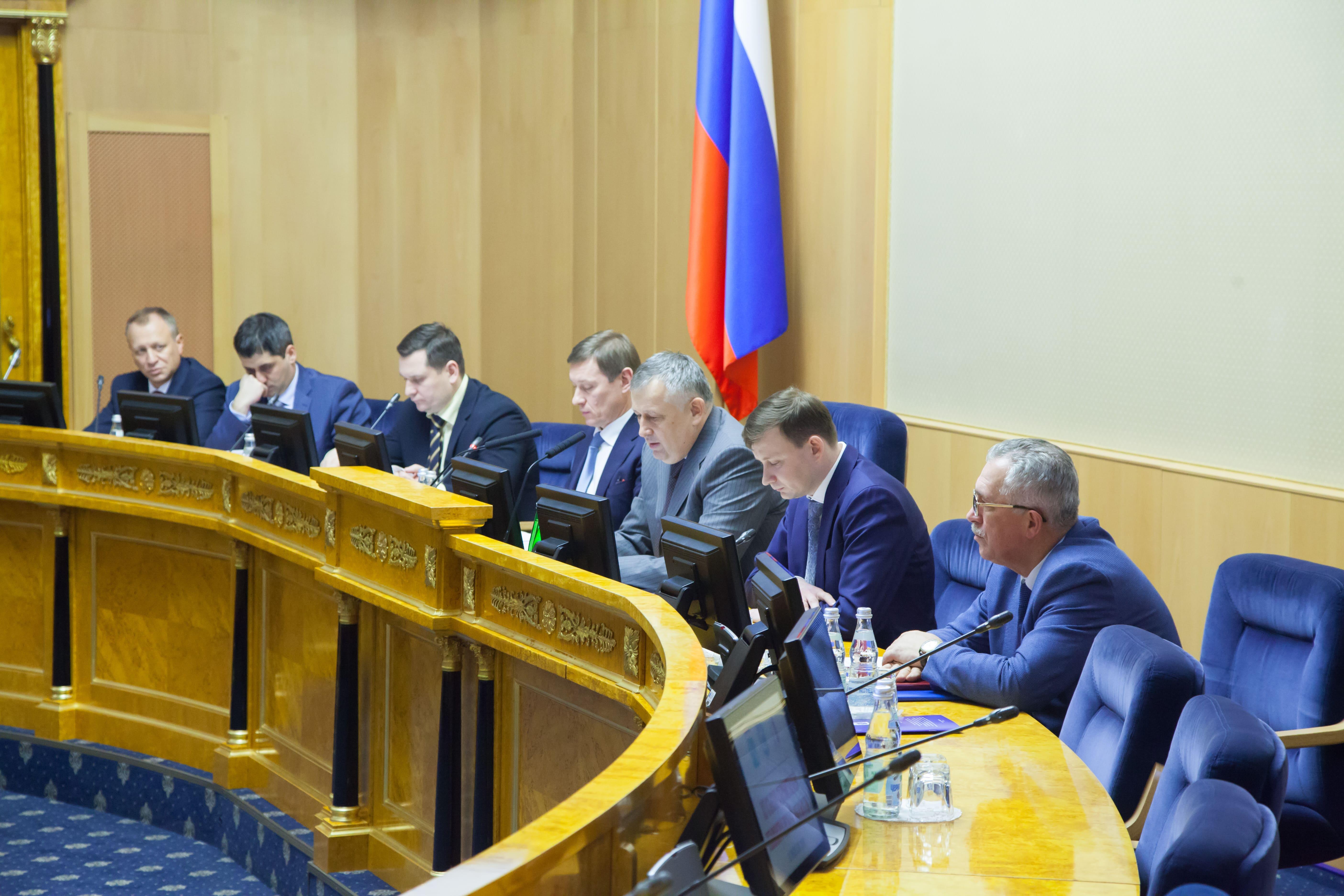 XI Съезд строителей Ленинградской области